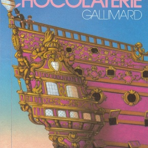 Charlie et la Chocolaterie illustrated by Michel Siméon