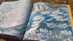 A First Book of the Sea by Nicola Davies and EmilySutton
