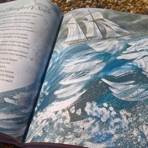 A First Book of the Sea by Nicola Davies and Emily Sutton