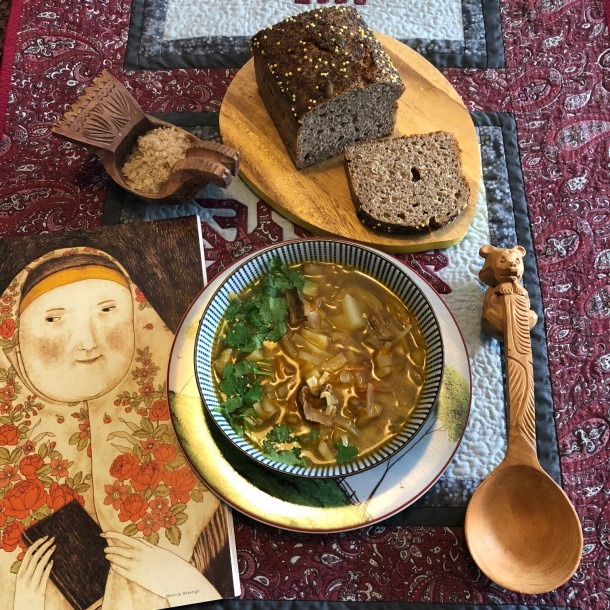 shchi, Russian soup