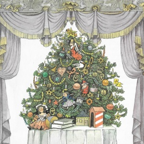 The Nutcracker by Maurice Sendak and E.T.A. Hoffmann