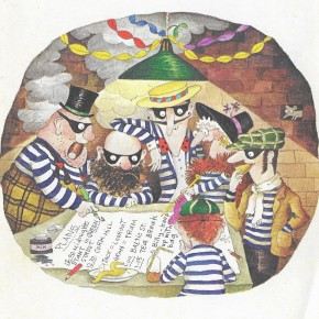 Cops and Robbers by Janet and Allan Ahlberg