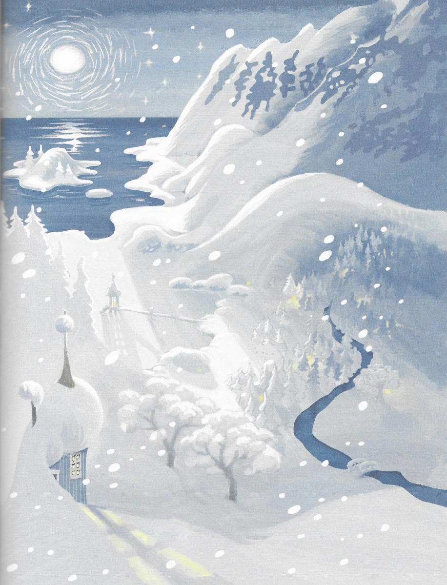 The Fir Tree - Christmas Comes to Moominvalley