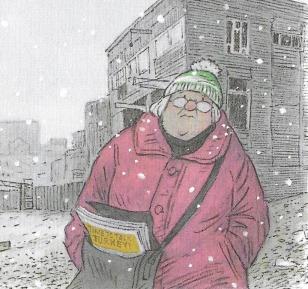 Mrs Scrooge