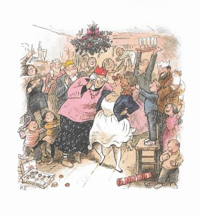 Posy Simmonds' Scrooge