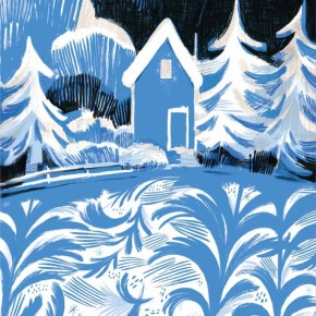 Once Upon a Northern Night by Jean Pendziwol and Isabelle Arsenault