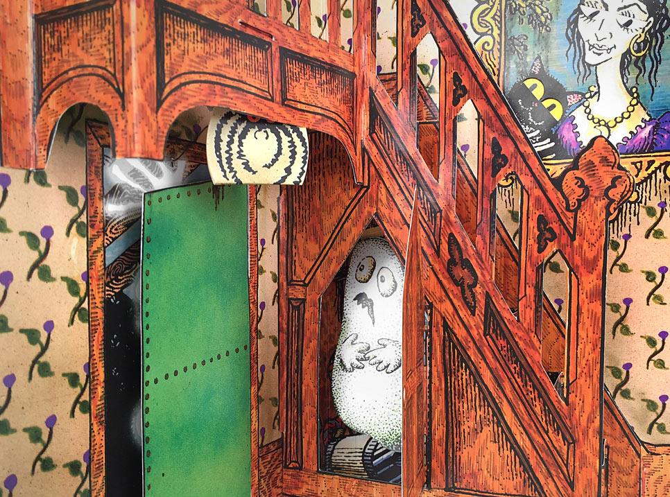 haunted-house-pop-up-book-pienkowski-4