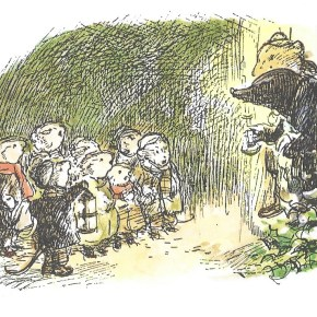 Dulce Domum from The Wind in the Willows by Kenneth Grahame