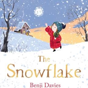 The Snowflake by BenjiDavies
