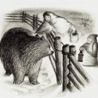 Little House in the Big Woods by Laura Ingalls Wilder and Garth Williams