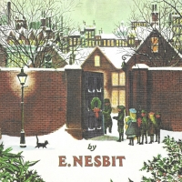 The Conscience Pudding by E. Nesbit  lllustrated by Erik Blegvad