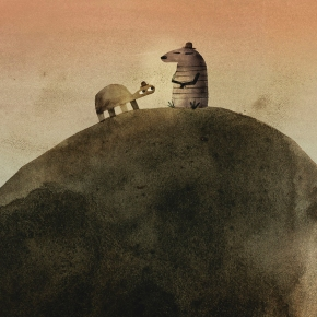 The Rock From the Sky – Interview with Jon Klassen